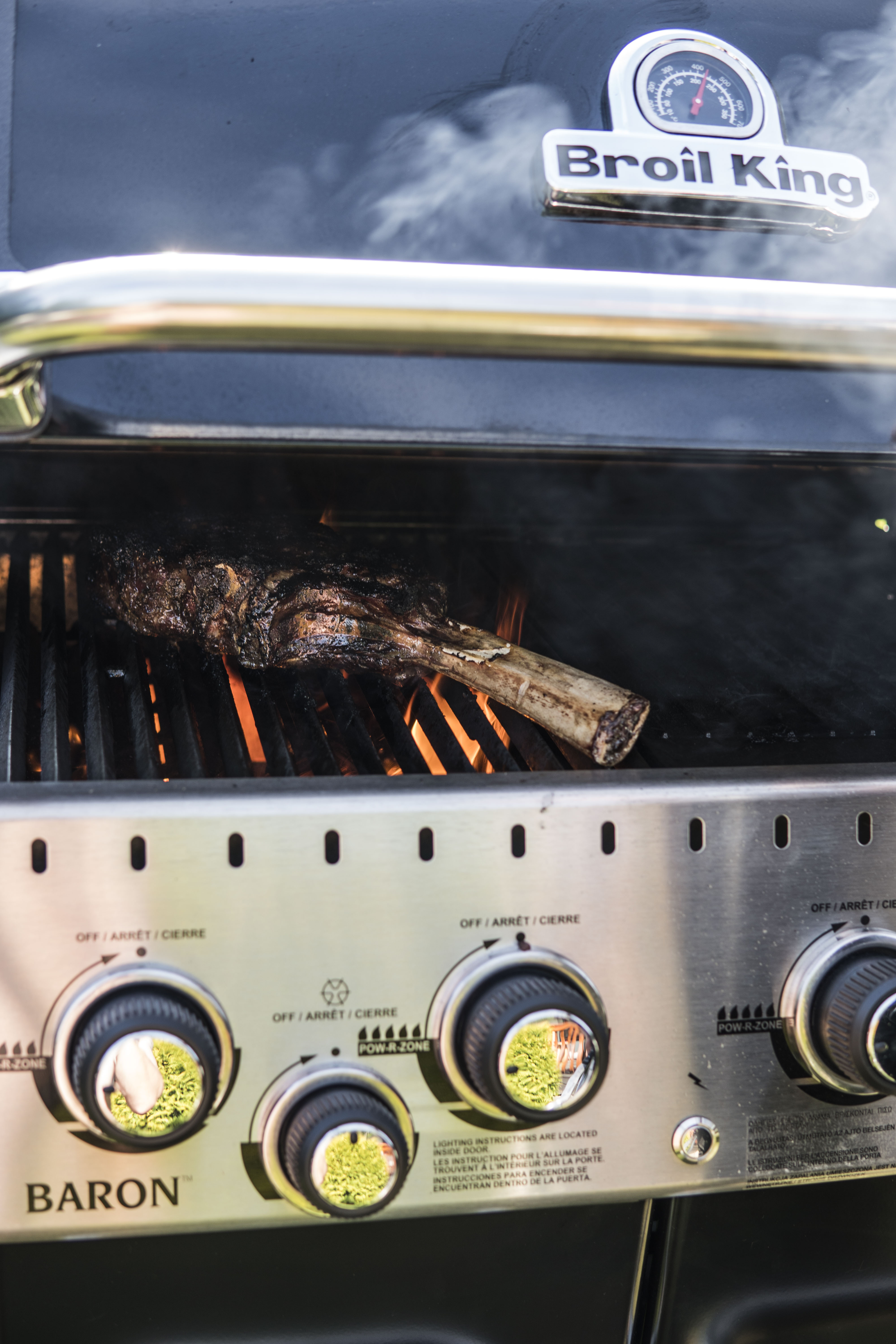 Broil King Baron 490 Test Grill360